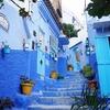 モロッコの青い町シャウエンは絶景でした!モロッコで絶対に立ち寄りたい町!!