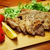 ニトスキレシピ(19cm)ラムの燻し焼きパクチー添え