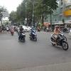 10.12(土、晴れ)サイゴン街歩き。