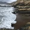 アメリカ留学 カリフォルニア一周の旅 5日目 ピスモビーチ付近