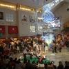 阪急百貨店9階広場クリスマスコンサート