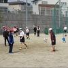 5年生:体育 サッカー