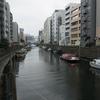 たまにはカラー写真等、神田川の屋形船って楽しそうだ