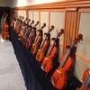 明日は梅田でバイオリン・チェロの試奏会&点検会です。