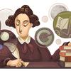 メアリー・サマヴィル ~ 今日の Google Doodle