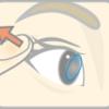 ハードコンタクトで目元がたるむ?それを防止するのがスポイトだ!