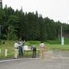 ◆6/18     倉沢登山口から摩耶山へ①…出発~御宝前分岐