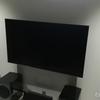 有機ELテレビが来た! #5 SONY新モデル A8F レビュー「壁掛け編」ロングスカートのスリットから生足が!
