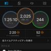TRYING朝スイムラン練20201015