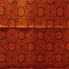 着物生地(111)亀甲に菊・麻の葉模様織り出し西陣伝承紬