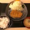 【定食】帯広市*十勝豚肉工房ゆうたく*数量限定ビーフとんかつ定食を食べてみた