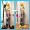 【トータル-16.8kg!】月曜断食ダイエット〜8ヶ月経過〜