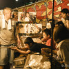 「E-M5markⅡSCNモード夜景&人物で撮影」地元八幡様の祭礼にて