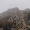 乾徳山~黒金山~西沢渓谷を歩いて来ました