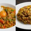 【基本のお料理】2種のドライカレー(キーマカレータイプ&カレーチャーハンタイプ)のレシピ・作り方