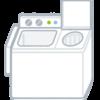 次々故障!(>_<)  まず体重計、そして最古家電の二槽式洗濯機