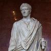 むかちん歴史日記477 ルーヴル美術館所蔵の皇帝・国王② ローマ初代皇帝~アウグストゥス(オクタヴィアヌス)