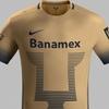 メキシコリーグ2015-16年 ユニフォーム