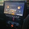 【フローティングビッグDA】新型ジムニーにディスプレイオーディオ ALPINE 11型フローティングビッグDA DAF11V取り付けてみた!