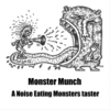 A Noise Eating Monsters taster - Monster Munch