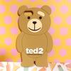 ted2のiPhoneケース [ サンキューマート ]