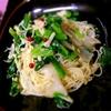 くず野菜も美味しくな〜るホタテマヨカッペリーニ