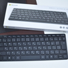 マイクロソフトのワイヤレスなコンパクトキーボードDesigner Compact Keyboardを購入してみた、実際に使えるキーボードなのかレビュー