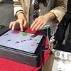 デジゲー博2018で音ゲー「音符池」を展示してきました