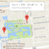 タイ・バンコク:クルーズでアユタヤ観光⑤ワット・マハータート