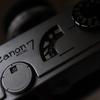 Canon7というずっしり重いフィルムカメラ。1本のフィルムを撮りきるのに1年弱かかった。(film : FUJIFILM 業務用100)
