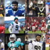 2018年シーズンの各別リーダー紹介