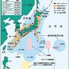 日本の尖閣諸島周辺に、中国公船が111日も現れる 1