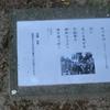 万葉歌碑を訪ねて(その606、607)―西田公園万葉植物苑(41、42)―万葉集 巻二 一一一、巻十九 四一六四