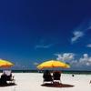 フロリダ1週間 7日目 クリアウォーターで海水浴