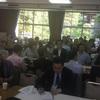 「大いなる多摩学会」の総会を髙幡不動信徒会館で開催。