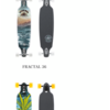 スノーボード オフトレ ロンスケ(ロングスケートボード)
