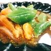 ホットクックレシピ スナップえんどうの卵とじ丼