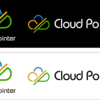 Cloud Pointerのロゴが出来上がりました!