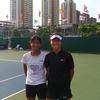 PTT-THAILAND ITF Junior 2018 練習2