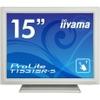 iiyama 15型タッチパネル液晶ディスプレイ ProLite T1531SR-5 (抵抗膜方式/USB通信/シングルタッチ/防塵防滴/D-SUB/HDMI/DP) ホワイト T1531SR-W5