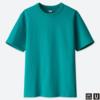 UNIQLOのクルーネックTシャツをレビューしてみた