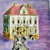 Doll house     人形の家