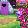 【どうぶつの森ハッピーホームデザイナー】ニコバンの花に囲まれて暮らす家