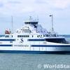 たった15分の豪華な船旅 エストニア
