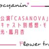 【花組】今更だけど「CASANOVA」キャスト別感想・その2(柚香光・鳳月杏)