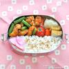 #162 鶏むね肉とインゲンの甘辛炒め弁当