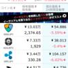 2018年2月13日仮想通貨投資状況
