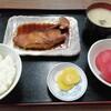 ぶり照り焼き生姜風味定食を食べました★