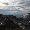 茶臼岳方面からの 赤面山(あかづら)1,701m 残雪ガッツリ アイゼンデビュー!楽しい!