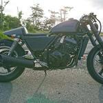 バイク【エリミネーター250SE】インスタグラムとピンタレストはじめた